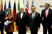 US, Iran spoke secretly for months before...