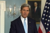 Kerry makes bold statement on Syria