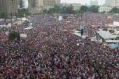 Morsi advisers to NBC: Military coup is...