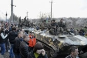 Struggle for power in Ukraine intensifies
