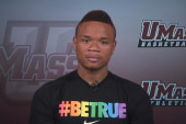 College basketball player comes out as gay