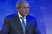 Former president Bush undergoes heart...