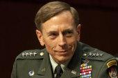 Investigation surrounding Petraeus affair...