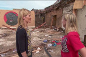 Oklahoma students return to tornado...