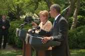 NSA spying not resolved with Germany