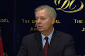 McCain, Graham share skepticism on peace...