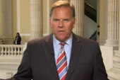 GOP congressman 'disappointed' by Syria...