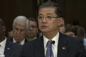 Growing calls for Eric Shinseki to resign