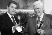 Politicians could learn from Tip, Reagan