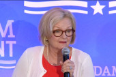 McCaskill: Excited about a 'Madame...