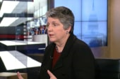 Napolitano: Obama's absence at Sochi is...