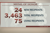 Overlooked heroes to be awarded Medal of...