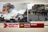 Eyewitness calls explosion 'chaotic'