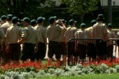 Boy Scouts of America ends ban on openly...
