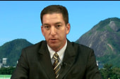 Greenwald disputes rumors that Snowden...