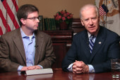 Advice from Biden on gun control