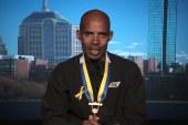 Boston marathon winner: 'I feel honored'
