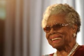Remembering Maya Angelou's 'gift' and 'light'