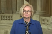McCaskill: Bill will make military 'victim...