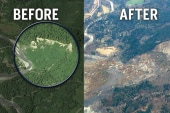 Search after mudslide could take months