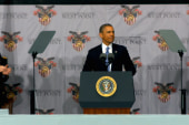 Obama restates foreign policy in interview