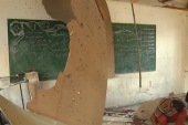 UN schools in Gaza hit by airstrikes