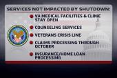 Shutdown could hurt veterans' benefits