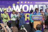 Women Democrats aim to boost female turnout