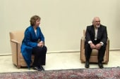 Iran meets with world leaders for nuke talks