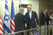 John Kerry in Israel for new round of talks