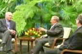 Sen. Leahy wraps up three day Cuba trip
