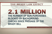Brady on 'why we need background checks'