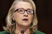 Secretary of State Hillary Clinton finally...