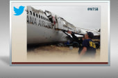 NTSB officials return to scene of 777 crash