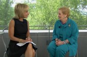 Albright: 'What's important about...