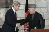 Kerry makes surprise trip to Afghanistan