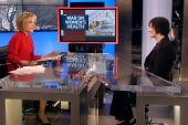 Flashback: Andrea Mitchell Report's...