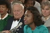 Anita Hill revisits Justice Thomas testimony
