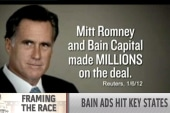 Anti-Romney ad will air in five swing states