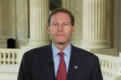 Senator 'inspired by strength' of Newtown