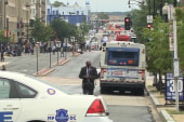 DC Police Chief: 'Active search' still...