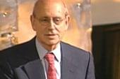 Supreme Court Justice Breyer robbed