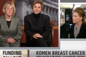Komen Foundation cuts ties with Planned...