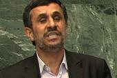 Iranian president targets Israel in speech