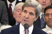 Kerry begins term as Secretary of State