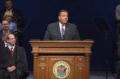 Christie promises to push forward