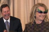 Clinton on 'Purple Fridays'