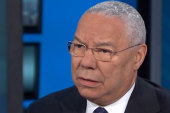 Powell: Time to bring our soldiers home on...