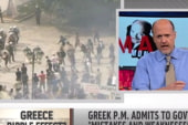 Greece fights for economic survival