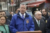 NYC Mayor: Explosion caused by gas leak